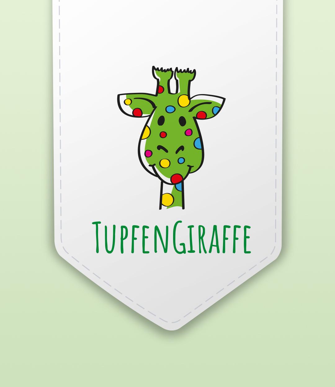 Tupfengiraffe